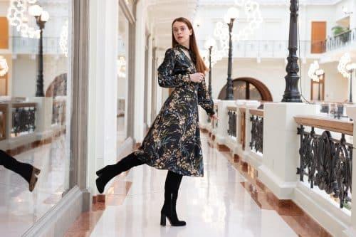 Quelle robe porter avec des bottes ?